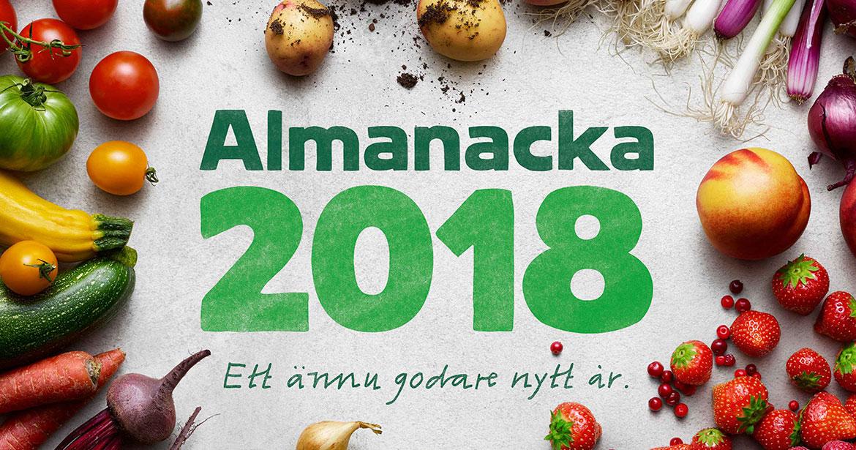 Coop, Almanacka 2018